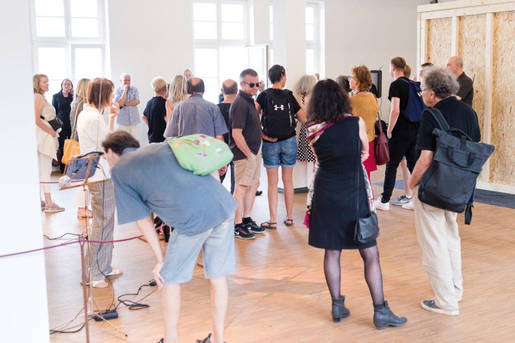 Eröffnung Aktion Foto: Anja Köhne